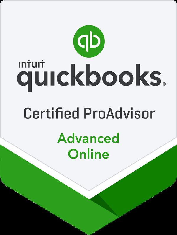 qb proadvisor advanced online badge